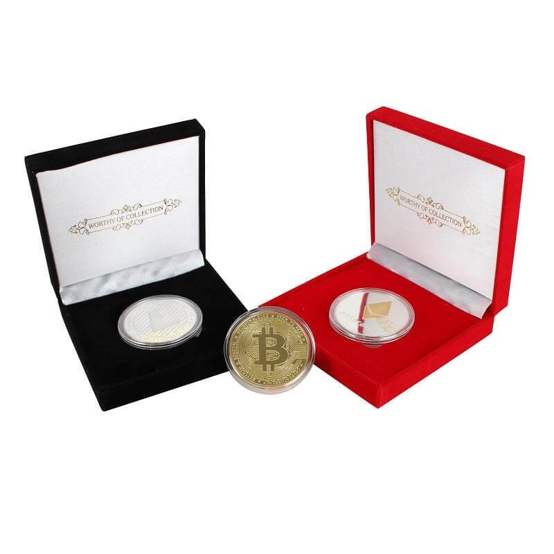 monete libero scambio crypto